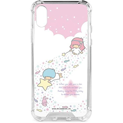 factory authentic ddf0a d28f8 Little Twin Stars iPhone X Case - Little Twin Stars Wish Upon A Star |  Sanrio Hello Kitty X Skinit LeNu Case