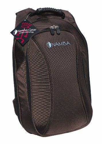 Namba Gear Big Namba Studio Backpack, High Performance Backpack for Musicians & DJs in Mayan Brown, BN25-BN