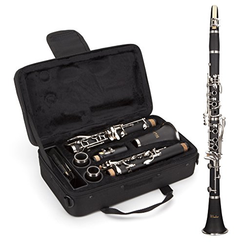 Windsor MI-1003 Student Bb Clarinet, Includes Hard Case